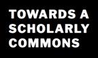 Toward a Scholarly Commons logo